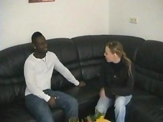 german cuckold wife on black master 4