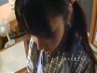 japanese older man and juvenile cutie - unc