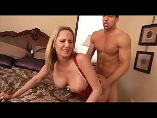 mommy squirting on sons friend