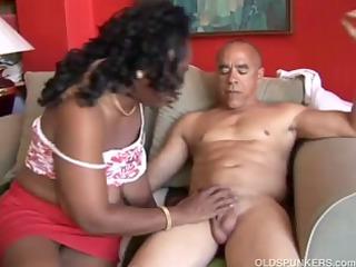 breasty aged dark big nice-looking woman t live