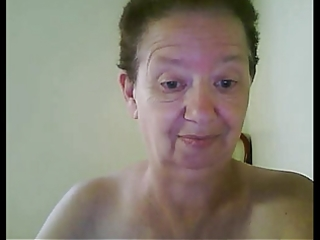 my wife,mature web camera colection