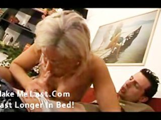 hot mature blonde enjoying young shlong pt8 -mml