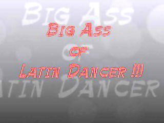 large arse latin