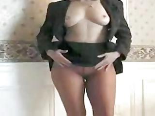 large booty secretary