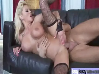 sexy busty wife love a big cock to ride vid-51
