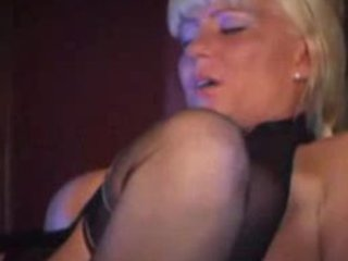 trio with milfs in nylons