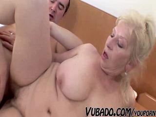 horny aged vubado pair sex