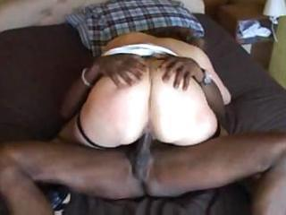 cheating wife receives a good treat from her
