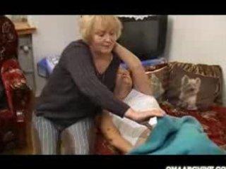 assist from grannies friend