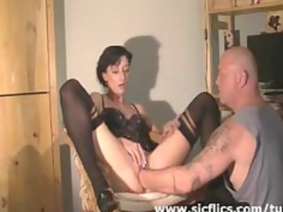 bizarre housewife brutally unfathomable fisted in