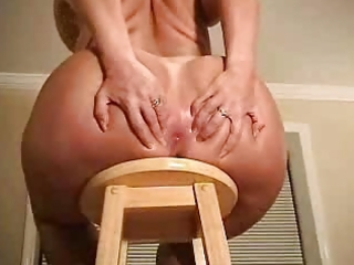 large ass aged woman