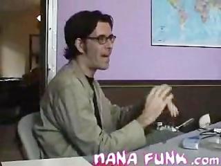 granny nanafunk telling some hot stories