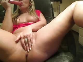 milf on webcam