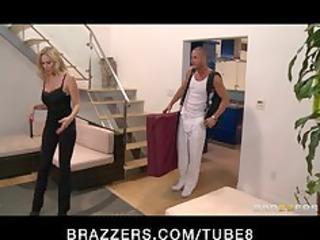 bigtit milf pornstar julia ann massaged then