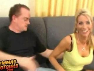 blonde wife 11