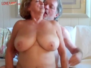granny tits and ass, granny blond mature amateur
