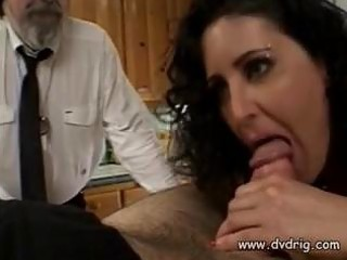 perverted spouse makes his wife isabel widen