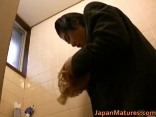 japanese woman is kinky and mature part10