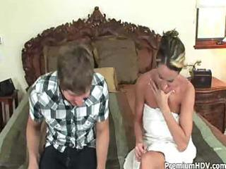 milf drilled hard by sons most good ally