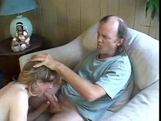 older blonde acquires anal