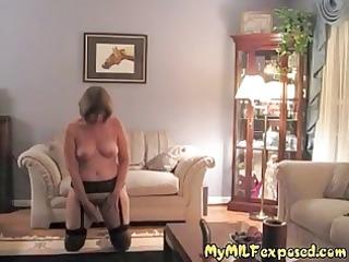 mature d like to fuck exposed - retro stockings