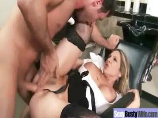 busty milf have a fun fucking large pecker vid-107