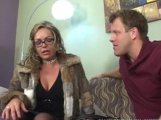 sexually excited step mom pushes relationship