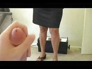 chunky mature blows young boy pov