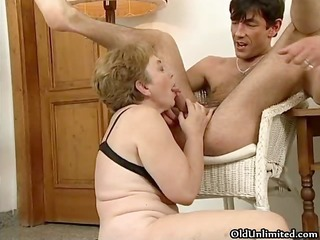 wicked aged floozy goes eager engulfing part11