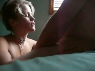 moans & implores for her facial