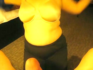 milfs big tits and blowing his rod