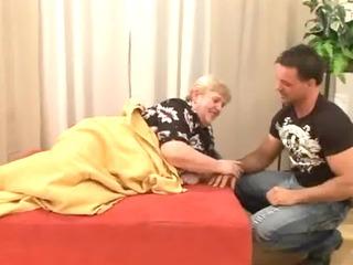 intercourse a fat old hairy granny