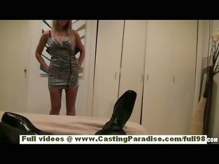 natalie vegas breathtaking busty golden-haired