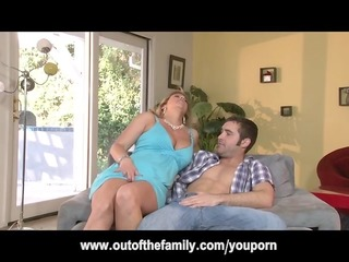 daughter watches her mom get ass screwed