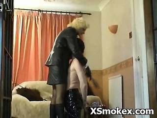 hot perverted wench smokin sexy fetish